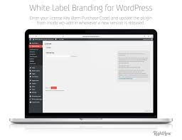 white label branding for wordpress by righthere codecanyon