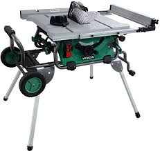 hitachi table saw review new hitachi table saw with roll stand