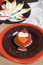 Halloween Decorated Sugar Cookies 85 Best Cookies Autumn Thanksgiving Images On Pinterest Fall