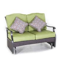 Retro Glider Sofa by Better Homes And Gardens Providence Outdoor Loveseat Glider Bench