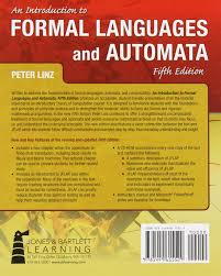 buy an introduction to formal languages and automata book online