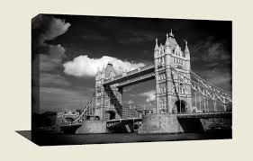 a stunning museum quality canvas gallery wrap london tower