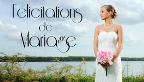 voeux mariage félicitation mariage