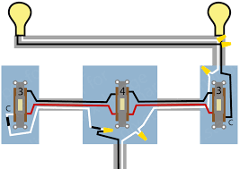 electrical need a wiring diagram for 4 way switch with source in