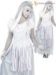 Halloween Costumes Bride Groom Ghost Zombie Bride Groom Halloween Costume Ladies Mens Couples