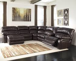 Reclining Leather Sectional Sofa Sectional Sofas With Electric Recliners U2013 Cleanupflorida Inside
