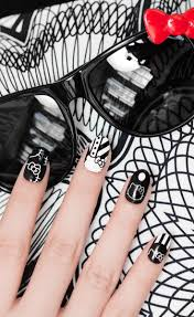 621 best hello kitty nails images on pinterest hello kitty nails