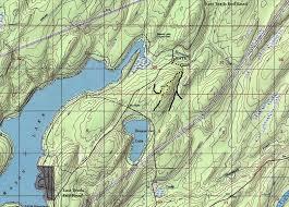Map Of Lake Washington by Mason Lake Lookout Images U0026 Map