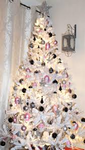 black tree decorations birdcages