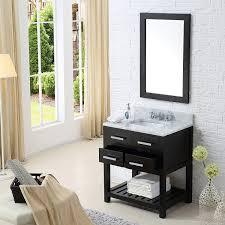 Legion Bathroom Vanity by Water Creation 30e Single Sink Bathroom Vanity From The Madalyn