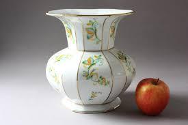 baensch lettin art déco vase porcelain antique hollywood