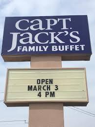 Capt Jacks Family Buffet Panama by Capt Jack U0027s Family Buffet Home Panama City Beach Florida