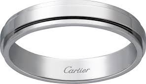 cartier alliances crb4210300 alliance cartier d amour platine cartier
