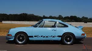1990 porsche 911 blue porsche 911 carrera rs recreation newly built from the last 1990