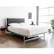 Bed Frame Simple New Sleek And Simple Gus Modern Beds Kw Home