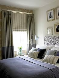 colorful bedroom curtains windows wall colors bedroom curtain ideas small rooms interior