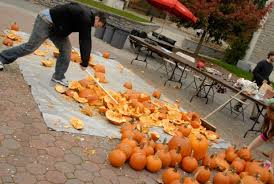 Smashing Pumpkins Halloween - 5 halloween fundraisers that work invisible children