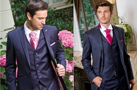 costume mariage homme armani armani bleu marine