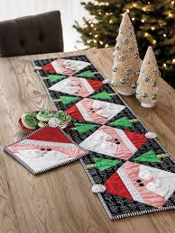 quilted table topper patterns to