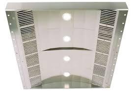 extracteur d air cuisine professionnelle ventilateur extracteur au plafond professionnel en métal