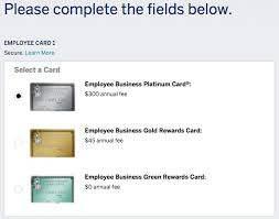 Business Gold Rewards Card From American Express Can I Add Employee Gold Cards To My Business Platinum