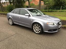 audi a4 2 0 tdi manual b7 2005 s line in spalding lincolnshire
