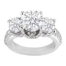 Diamond Wedding Rings by Engagement Ring