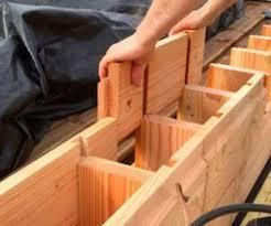 wood lego house wooden house building bricks
