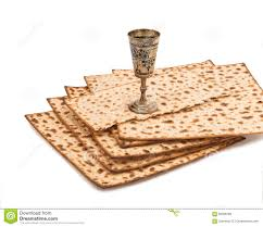 unleavened bread for passover unleavened bread matzoth for passover stock photo image