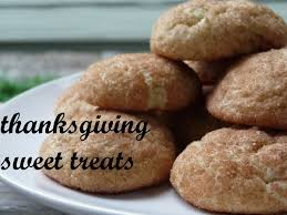 five thanksgiving cookie recipes