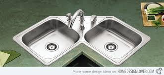 corner kitchen sink design ideas 15 cool corner kitchen sink designs home design lover