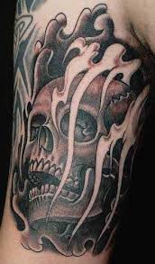 15 awesome and easy skull tattoo designs with pictures