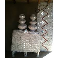 Home Interior Mirrors by Gujarati Home Interior Maudinteriors Com Embroidery Wabi Sabi