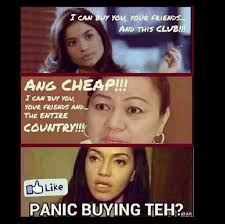 Napoles Meme - anne curtis i can buy you very wang