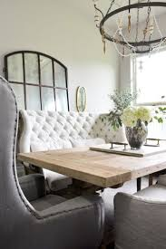 curved settee for round dining table 2 interior design ideas