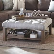 Grey Ottoman Coffee Table Carbon Loft Creston Beige Linen Tufted Ottoman Square Ottoman