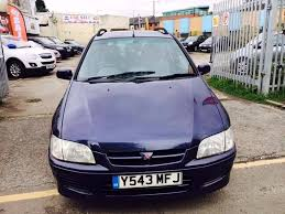 Mitsubishi Space Star 1 6 Petrol Manual Equippe 1 Owner In