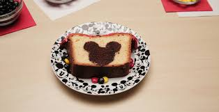 mickey mouse cake learn how to make a mickey cake disney family