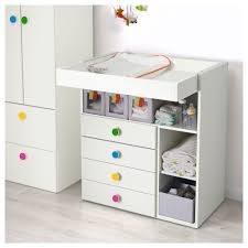 Ikea Changing Table Top by Stuva Följa Changing Table With 4 Drawers Ikea