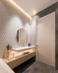honeycomb home design contemporary house honeycomb tiles slate floors designer bathroom
