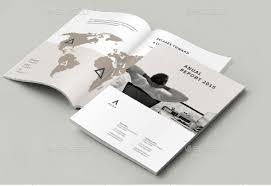 ind annual report template 40 best corporate indesign annual report templates web graphic