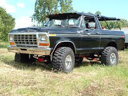 baja bronco my 79 xlt bronco zone feature truck ford bronco zone early