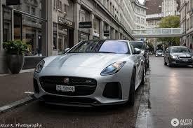 jaguar k type jaguar f type svr coupé 7 october 2017 autogespot