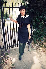 wednesday addams halloween costume marmar vintage halloween