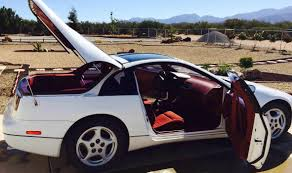 1985 nissan 300zx twin turbo rarely this nice 1990 nissan 300zx
