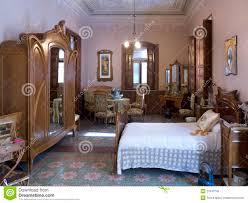 art nouveau spanish bedroom interior editorial image image 22343745