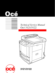 girlshare ro oce 3121 3122 service manual image scanner