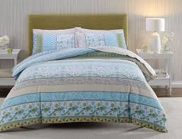 celine flannelette quilt cover set bed bath n u0027 table quilts