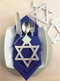 diy hanukkah ornaments gift favor ideas from evermine
