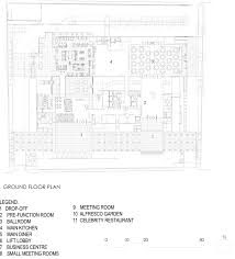 design floorplan gallery of vivanta by taj gurgaon wow architects warner wong